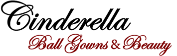 Cinderella Ball Gowns and Beauty Logo